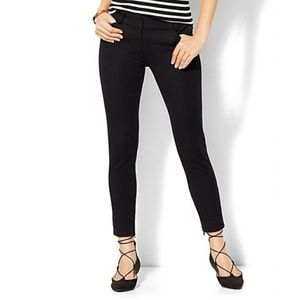 NY&C Black Stretch Jeans